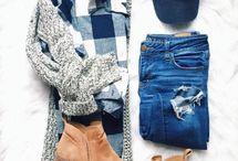 Мой гардероб на осень