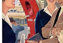 Aviation ads