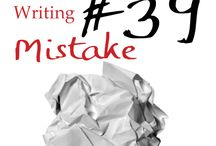 writing! / Ever-so-helpful writing tips found from other blogs + articles + pins