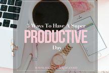 Blogging/Business Success