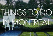What To Do In Montreal / Looking for something to do in Montreal? Well here are some of our favorite activities.
