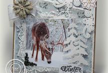 Winter wonderland kortit