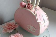 chanel purse cake / My cakes