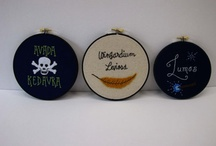 Embroidery Ideas / by Alyson Foster