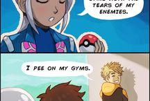 Pokemon Go Leaders
