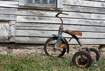 Old Tricycles
