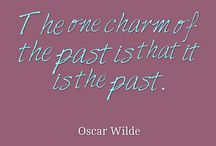 Quotes About The Past / The past Quotes