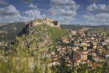 """2018 Türk Dünyası Kültür Başkenti """"Kastamonu"""" / Kastamonu, Uluslararası Türk Kültürü Teşkilatı (TÜRKSOY) tarafından 2018 Türk Dünyası Kültür Başkenti ilan edildi."""