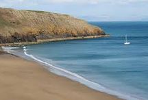 Our fav UK beaches / Beaches in the UK we've loved for years