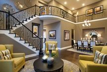 Dream Home (Floor plan & Layout Ideas) / by Ashley Presutti