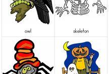 English flashcards and vocabulary
