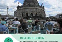 BERLÍN / Con New Art Gaze vivirás una experiencia única en la que descubrirás el ambiente artístico y cultural berlinés, verdadero compendio de la historia, y su vibrante vida cosmopolita.