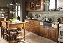 finca kitchen