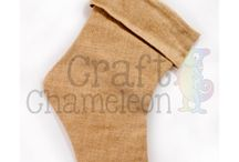 Winter - Snuggle in and craft, craft, craft blanks