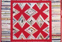 Selvedge quilts