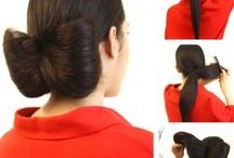 HAIR STYLES / by Elizabeth Jones