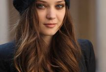 Hat Head / Hairstyles for wearing hats/winter accessories