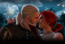 The Witcher *-*