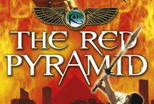 The Kane Chronicles Books / Book covers and artwork of the full series of The Kane Chronicles.