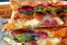 Sandwich  / by Allan-Ester Derry