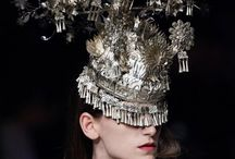 Hats...Haute Couture / Hats...Haute Couture or something for heads....