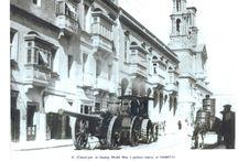 Malta steam traction engines