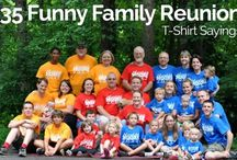 Family Reunions / All things having to do with a family reunion!