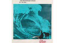 Vintage Surf Culture Collectibles