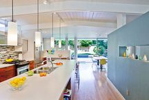 Mid Century: Kitchen / by Lisa Hovey