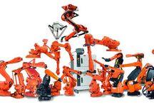 Abb Robotik Tara Robotik Otomasyon / Tara Robotik Otomasyon ABB Robotik ile yapmış olduğu partnerlik ile abb robotları kolaylıkla otomasyon sistem projelerinde kullanmaktadır.