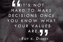values & life purpose