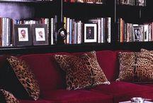 Velvet upholstry