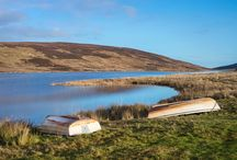 Sutherland Trout Lochs (south-east), Scotland / A virtual guide for fly fishing the brown trout lochs of south-east Sutherland, in the Highlands of Scotland.