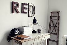 Home decor    work space