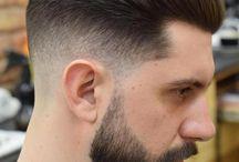 Pete hair cut