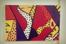 Autorais &  tal ! / Minhas pinturas e criações!