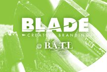 Blade Throws Axes! B.A.T.L. - Backyard Axe Throwing League / The Blade team took a trip to B.A.T.L. at 33 Villiers Street in Toronto for some team building, axe throwing and good times!  / by Blade Branding