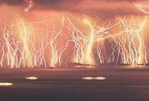 Búrky s bleskami