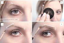 Eyebrows tutorial