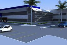 Arquitetura Institucional / #ArquiteturaInstitucional #Arquitetura #StudioLM&B #Engenharia