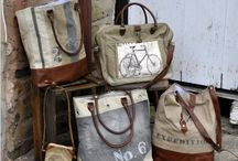 çanta (yelken kumaşından )