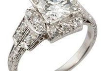 Antique & Vintage Engagement Rings at Craig Evan Small