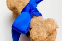 Doggie bribes / by Paula McClain Loewen