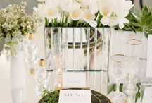 Showroom - Tablescape Ideas