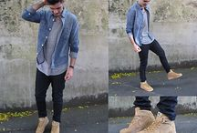 Men's fashion / by lindsey fortein