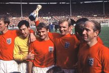 1966 World Cup / The iconic England victory on home turf in 1966. The players, stadiums, publications, memorabilia & memories.