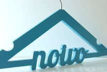 Wooden hangers / +INFO: designmolde@gmail.com FB: https://www.facebook.com/MoldeDesignWeddings/