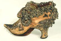 shoes ?????  / by Yvonne de Wolf