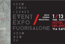 EVENT EXPO FUORISALONE / 1/13 APRILE 2014 HOTEL DETAILS - MILANO