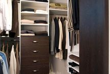 WARDROBES / A unique range of built-in wardrobes to suit every home - from traditional finishes to ultra-modern wardrobe designs.